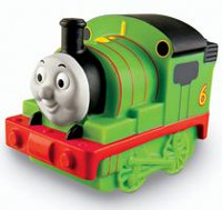 Fisher-Price My First Thomas & Friends Bath Squirter - Percy