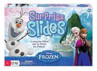 Wonderforge Disney Frozen Surprise Slides Game