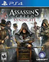 Assassin's Creed Syndicate Limited Edition (PS4 Game)