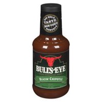 Bull's-Eye Sauce barbecue Blazin' Chipotle