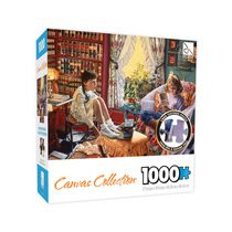 Sure Lox 1000 Piece Canvas Collection Just a Summer Romance Puzzle