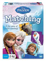 Disney Frozen Matching Game