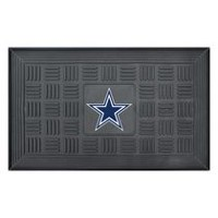"FanMats NFL Dallas Cowboys 19"" x 31"" Door Mat"