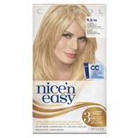 Clairol Nice'n Easy Hair Colour, 1 Kit Extra-Light Neutral Blonde