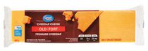 Fromage cheddar fort Great Value
