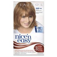 Clairol Nice'n Easy Hair Colour, 1 Kit Reddish Blonde