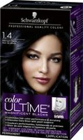 Colorant capillaire Color Ultime de Schwarzkopf Noir minuit