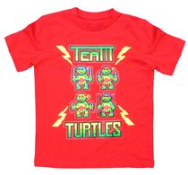 Teenage Mutant Ninja Turtles boy's short sleeve crew neck t-shirt 5