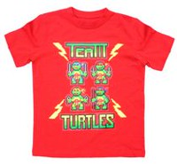 Teenage Mutant Ninja Turtles boy's short sleeve crew neck t-shirt 6X