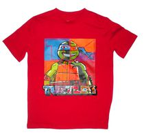 Teenage Mutant Ninja Turtles boy's short sleeve crew neck t-shirt XL