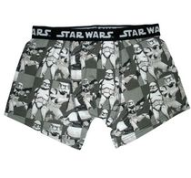 Star Wars Mens' Boxer Briefs L