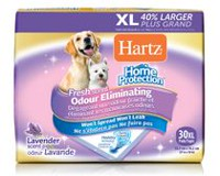 Hartz Home Protection Odour Eliminating Dog Pads XL 30ct