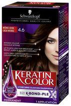colorant capillaire anti ge keratin color de schwarzkopf cocoa - Schwarzkopf Shampoing Colorant