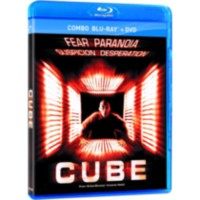 Cube (Blu-ray + DVD) (Bilingual)
