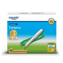 Equate Super Unscented Tampons