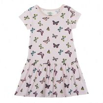 George Toddler Girls' Dropped Waist Dress 4T
