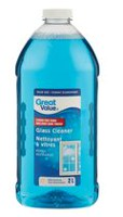 Great Value Glass Cleaner with Ammonia Refill