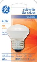 GE Lighting Canada Soft White 40 Watts R14 Bulb - Pack of 1