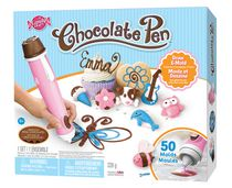 Candy Craft Chocolate Pen - Pink, 228 g