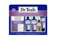 Dr Teal's Lavender Bath Gift Set