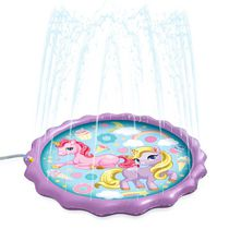 Splash Buddies Unicorn Outdoor Sprinkler Mat