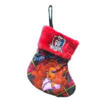 Monster High mini chaussette