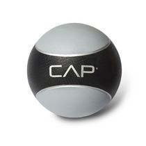 Cap Barbell Rubber Medicine Ball, 12 lbs