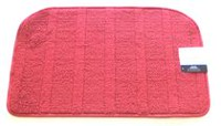 Mainstays Tufted Kitchen Mat Red