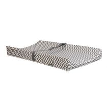 Kidilove Printed Chevron Changing Pad Grey
