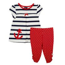 George Toddler Girls' Tunic and Legging Set 12-18 months