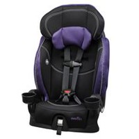 Evenflo® Chase LX Harnessed Booster Car Seat