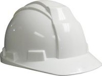 White Safety Hard Hat