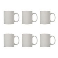 58d5fc7fc55 Luciano Stoneware Solid Mug Set
