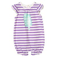 George baby Girls' Graphic Romper 12-18 months