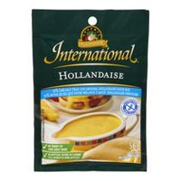 McCormick International 25% Less Salt Hollandaise Sauce Mix