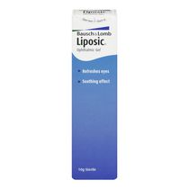 Bausch + Lomb Gel opthalmique Liposic