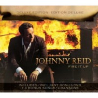 Johnny Reid - Fire It Up (CD/DVD)