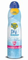 Banana Boat DryBalance Instantly Dry Clear Sunscreen Spray