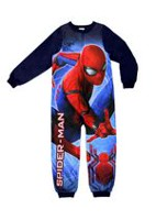 Spider-Man Home Boys' Blanket Sleeper S