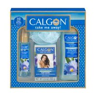 Calgon Morning Glory Bath Gift Set