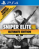 Sniper Elite III Ultimate PS4