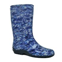 Weather Spirits Women's 27 Frosty Y17 Rain Boots 8
