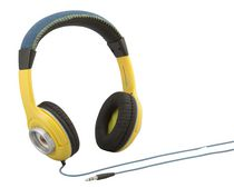 Despicable Me  Minions Over-Ear Headphones