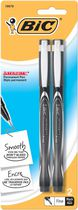 Intensity® Writing Felt Pen 2pk - Black Black