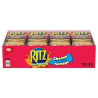 Ritz Snackwich Crackers