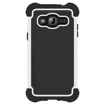Ballistic Tough Jacket Case for Samsung Galaxy J3 in Black