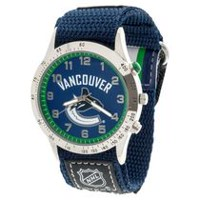 NHL Vancouver Canucks Fastwrap Strap Analog Watch