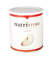 Nutristore Freeze Dried Fuji Apples