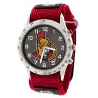 NHL Ottawa Senators Fastwrap Strap Analog Watch