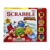 Hasbro Gaming Scrabble Junior Game French Version